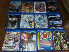Psvita Lot Boxes *NO GAMES* Persona Sony Video Game Lotto Giochi Japanese