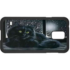 Cat On The Windowsill Hard Case Cover For Samsung New