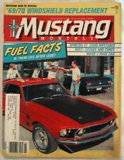 MUSTANG MONTHLY 1986 MAR - SCJ, MUSTANGS OF ST. LOUIS