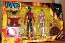 Fewture DEVILMAN Action Figure Boxset Tribal Fusion Akira & Lord Conscious Miki
