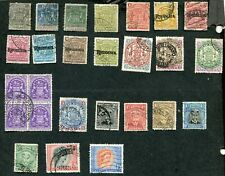 STAMP LOT OF RHODESIA , USED ($125+)