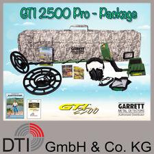 Garrett GTI 2500 Pro-Package Metalldetektor, Metallsonde