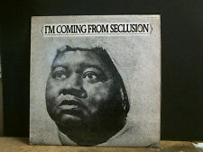 I'M COMING FROM SECLUSION  Various LP   Jazz Blues comp   GREAT!