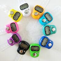 Mini COMPTE-RANGS NUMERIQUE pour le TRICOT couleur aléatoire