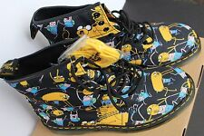 New Women Men DOC DR Martens Castel Comic Cartoon England Boots Shoe 10 11 12 45