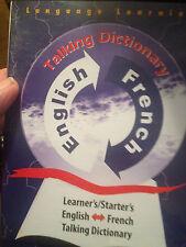 Language Learning Software - English French Talking Dictionary Laser Publishing