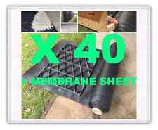 DRIVE GRID 40 SQR/FT GRAVEL DRIVEWAY LAWN TURF PROTECTION SHED BASE GRAVEL GRID2