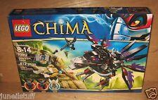 LEGO 70012 Chima Razar CHI Raider Set 412 Pieces NEW !!