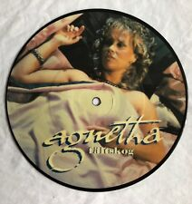 "Agnetha Faltskog/ABBA -Can't Shake Loose- UK 7"" Picture Disc (Vinyl Record)"