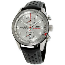 Oris Audi Sport Limited Edition Chrono Automatic Mens Watch 01 774 7661 7481-Set