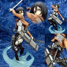 Anime Attack on Titan Mikasa Ackerman 1/8 PVC Figure New In Box a