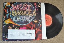 WEST BRUCE & LAINE Cream Mountain promo Rock RECORD LP VG+