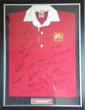 G Surname Initial Signed Retired Player Football Shirts