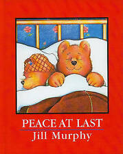 Peace at Last by Jill Murphy (Hardback, 1992)