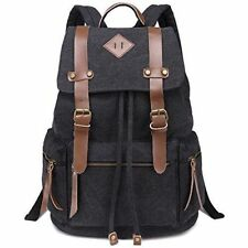Leather Backpack Utility Bags for Men