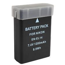 Batteries for Nikon Cameras