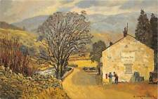 Hubberholme, Upper Wharfedale Original Painting by E. Charlton Taylor