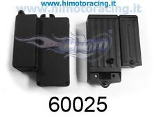 60025 SCATOLA RICEVENTE E BATTERIE  BATTERY  BOX RECEIVER CASE1:8 HIMOTO