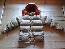 The North Face 60/40 Sierra Brown Label Goose Down Jacket Vintage Coat USA TNF