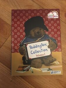 CRAFT ARTIST DIGIKIT PADDINGTON BEAR COLLECTION VOL 1  3-DISC CD-ROM VGC