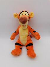 "Winnie Pooh Plush Doll Tigger Authentic DISNEY STORE Large 17"" * Pooh Animal Toy"