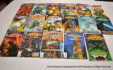 Godzilla:  King of the Monsters Dark Horse Comics Lot & Signed Single Copy!
