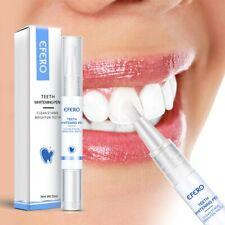 EFERO White Teeth Whitening Pen Tooth Gel Whitener Bleach Remove Plaque Stains