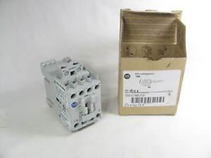 Allen Bradley, IEC Contactor, 24 VDC Coil, 100-C16EJ10, 100-C16E*10, New in Box