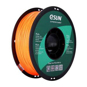 eSUN PLA PRO (PLA PLUS) - Orange - 1.75mm 3D Printer Filament 1KG/2.2lb