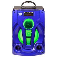 Fully Powered 600 Watts Portable Multimedia Speaker EDGE20 - Blue