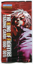 New listing The King Of Fighters Limited Edition 2000-2001 Trading Card 50 packs Rare