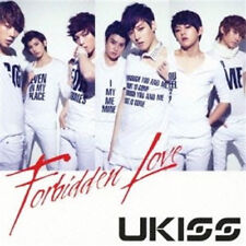 U-KISS-Forbidden Love (CD + DVD + Booklet) KPOP