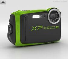 Fujifilm FinePix  XP90  Green 16.4 Megapixel, Digital Camera, WiFi, NO POWER