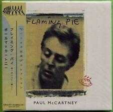PAUL MCCARTNEY FLAMING PIE CD MINI LP OBI Quarrymen Beatles Wings new sealed