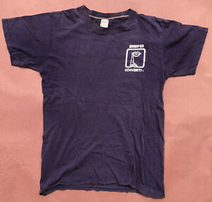 LITTLE FEAT William & Mary Hall VIRGINIA 1978 Promo CONCERT T-SHIRT Vintage MED