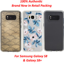 100% Authentic Sonix Clear Coat Case Cover For Samsung Galaxy S8 & Galaxy S8+