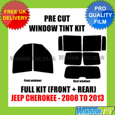 JEEP CHEROKEE 2008-2013 FULL PRE CUT WINDOW TINT