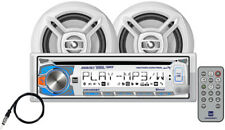 """Dual AMCP425BT CD Receiver with Motion Control, Bluetooth® and 6.5"""" Speakers"""