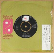 "BOBBY PICKETT AND THE CRYPT-KICKERS MONSTER MASH 1962 7"" SINGLE VINYL EX"