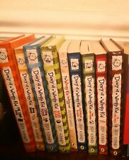 Diary of a Wimpy Kid 9 Books Collection Set