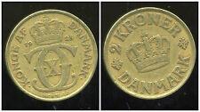 DANEMARK   2 kroner   1925  ( bis )