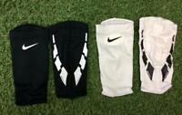 Nike Guard Lock Elite Shin Sleeve Adult Unisex - Black/White - SE0173-011