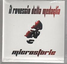 IL ROVESCIO DELLA MEDAGLIA MICROSTORIE DIGIPACK CD SIGILLATO!!!