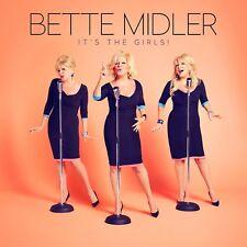 BETTE MIDLER - IT'S THE GIRLS CD *NEW*