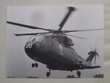 PHOTO PRESSE EH101 HELICOPTER PP6 MARINA MILITARE ITALIANA CASCINA COSTA