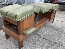 Antique Chiropractic Table Chiropractor Mission Oak Freise 1923 Physician Old