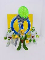 Rare Fisher-Price Imaginext Mummy Guards Complete!!