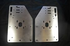 Extra Tall OX CNC Router Y axis Gantry Plates High Quality Stainless Steel