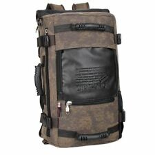 3 Way Canvas Backpack For Hiking Bag Outdoor travelling Bag