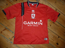 S + Middlesbrough FC Camiseta de Fútbol + Errea + 06/07 + 888.com